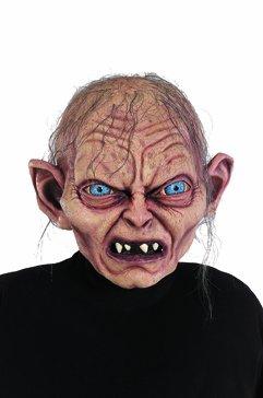 Herr der Ringe / Hobbit Gollum Maske