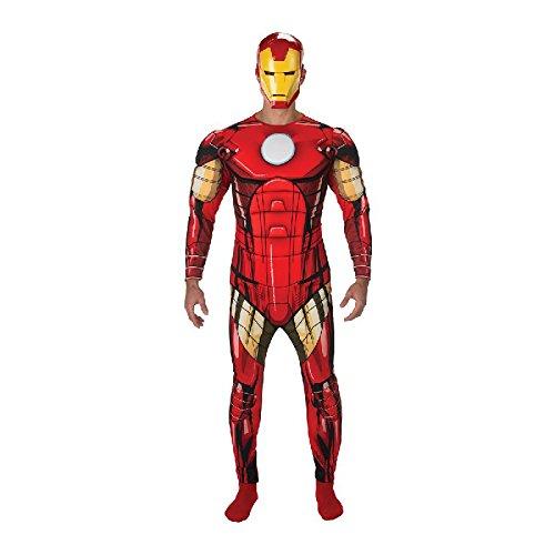 Iron Man Kostüm Overall