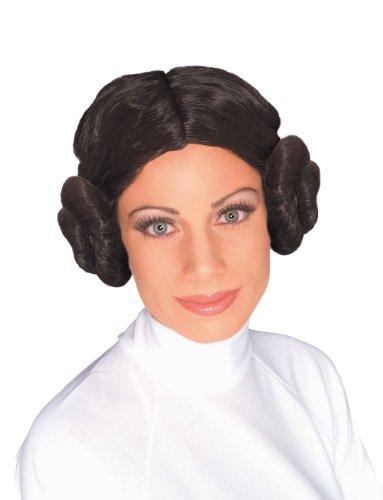 Star Wars Prinzessin Leia Perücke