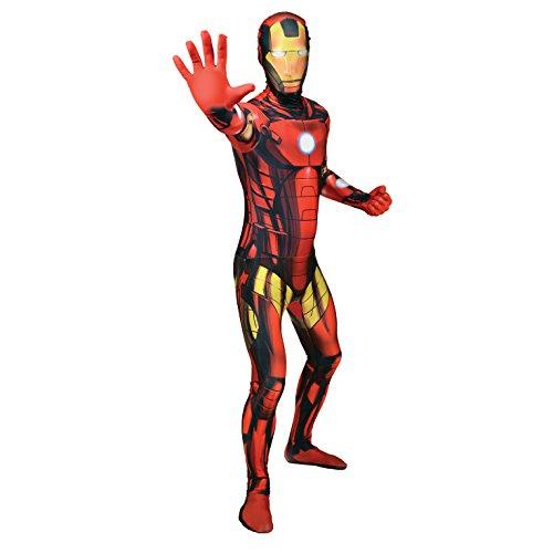 Offizieller Iron Man Morphsuit