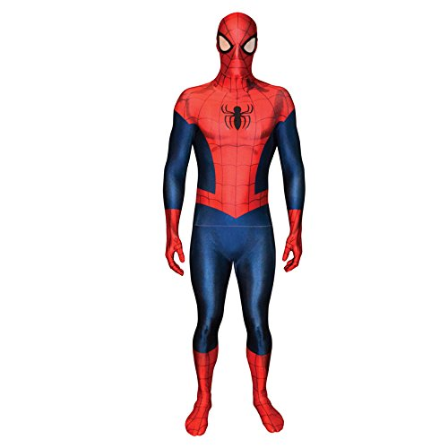 Morphsuits Offizielles Spiderman Kostüm