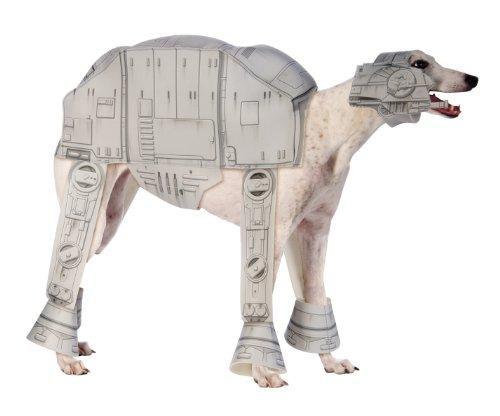 Hunde Star Wars Kostüm AT-AT