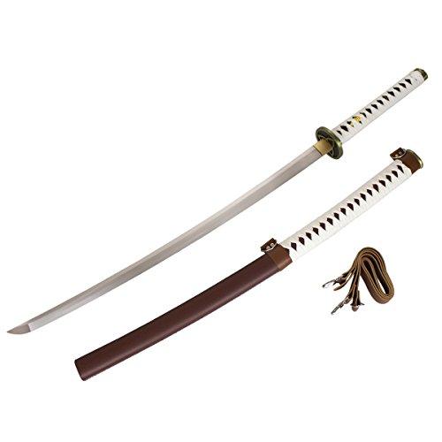 The Walking Dead Michonne Katana Samuraischwert mit Klinge aus 1045 Carbonstahl Ab 18