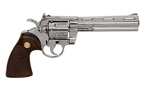 The Walking Dead Replica Rick Grimes' Revolver Python 357 Magnum USA 1955 Zombiekiller'
