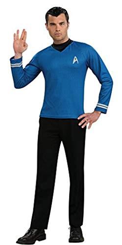 Star Trek Spock-Kostüm für Erwachsene von Rubie's