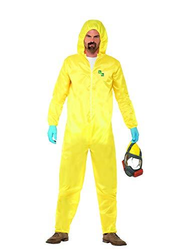 Breaking Bad Walter White Kostüm mit Maske, Größe:XL