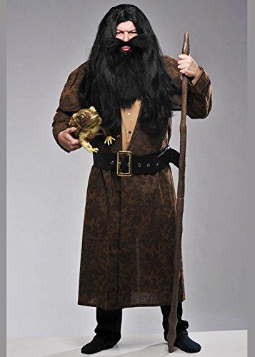Harry Potter Hagrid Kostüm für Erwachsene