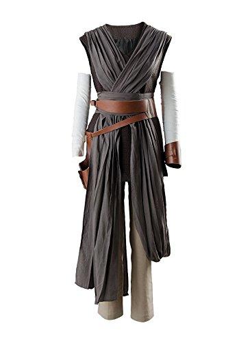 SW Star Wars 8 The Last Jedi Rey Outfit Ver.2 Damen L