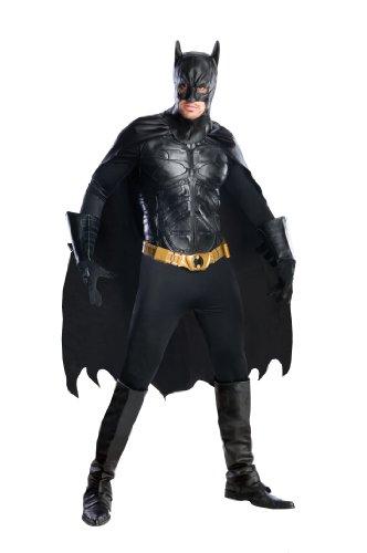 DC Batman The Dark Knight Rises Deluxe Kostüm