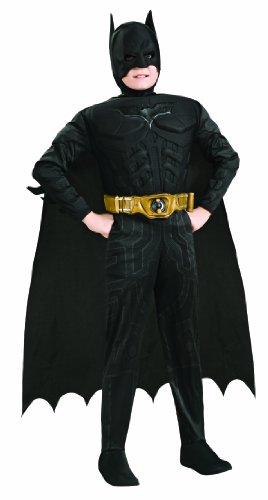 DC Deluxe Muscle Chest Batman Kostüm, Rubie's