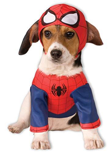 Rubie's 3580066 – Spider-Man Hundekostüm, XXL