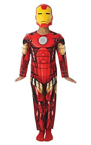 Marvel Iron Man Deluxe Kostüm für Kinder