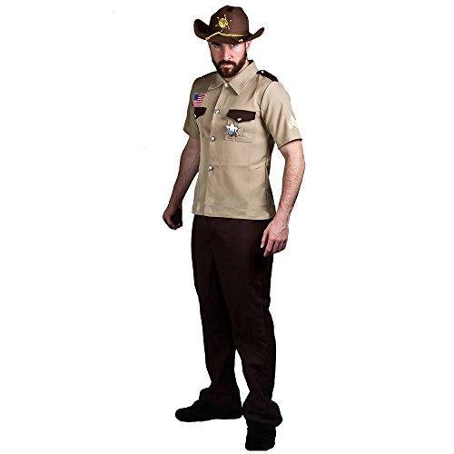 The Walking Dead Rick Grimes Kostüm