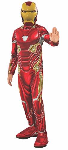Marvel Iron Man Kostüm für Kinder