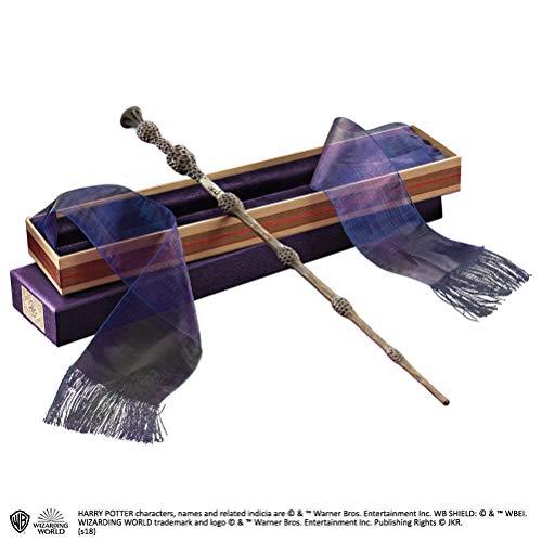 Harry Potter Dumbledore Zauberstab Ollivanders mit Box, Noble Collection