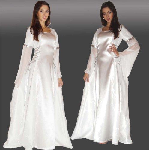 HdR Arwen & Galadriel Kostüm weiß