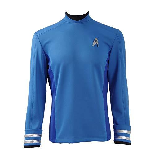 Star Trek Beyond Spock Hemd Uniform Cosplay Kostüm