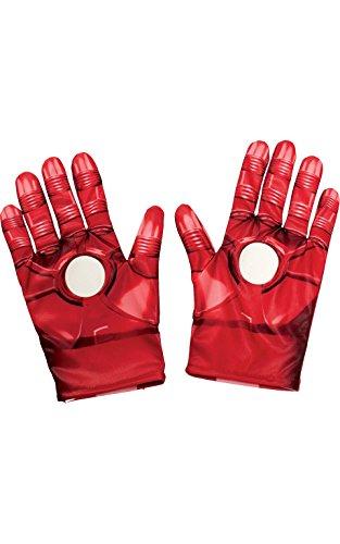 Marvel Avengers Assemble Iron-Man-Handschuhe für Kinder