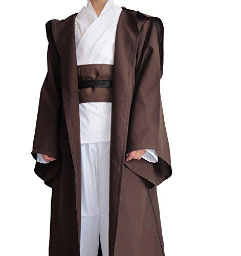 SW Obi-Wan Kenobi UMHANG Herren-Kostüm, Größe:XL