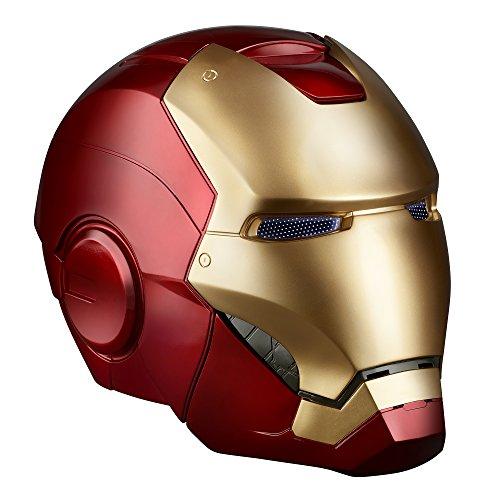 Elektronischer Marvel-Legends-Iron-Man-Helm